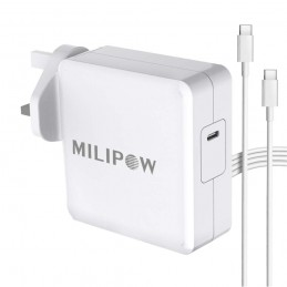 MiliPow 87W USB C Charger For MacBook 15 inch